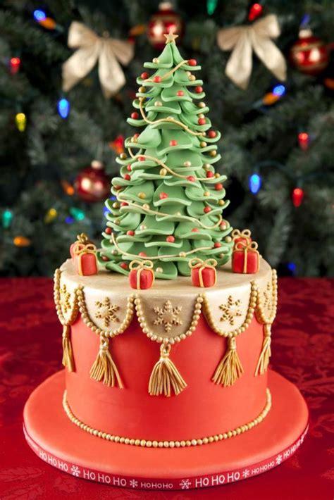 weihnachtsbaum aus fondant top 10 cake designs slideshow