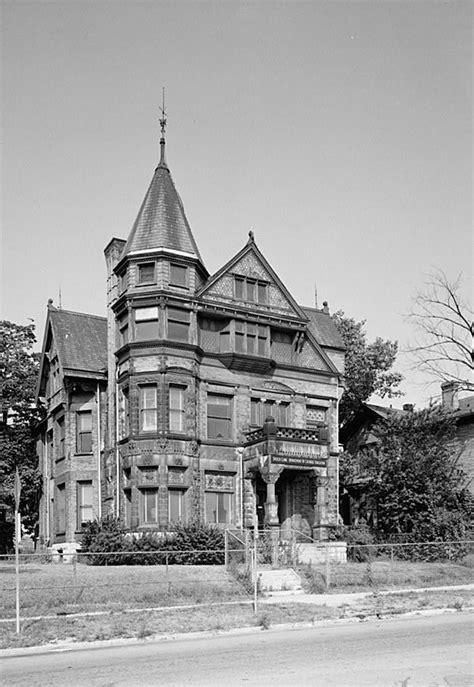 The House Milwaukee by Alfred Uihlein House Milwaukee Wisconsin