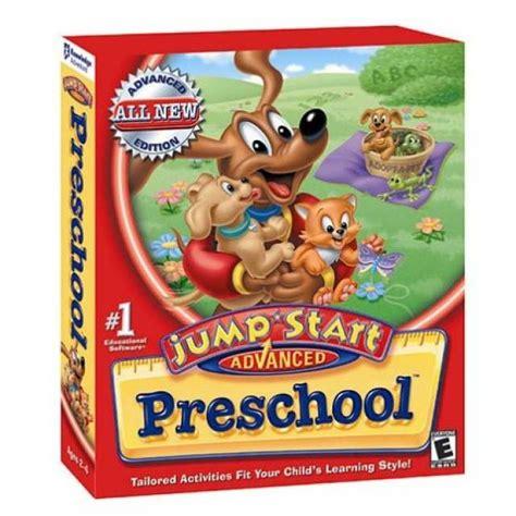 Pc Jump Start Kindergarten jumpstart advanced preschool fundamentals