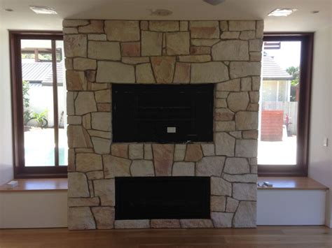 Fireplace For Living Room by Beachcomber Byron Bay Project Completed Solid Stone