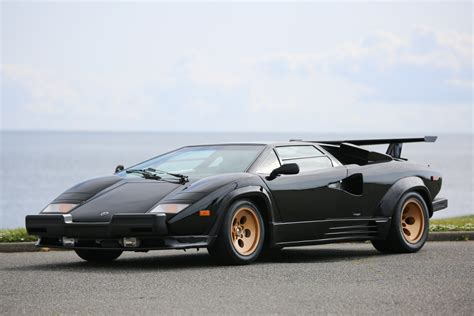1988 Lamborghini Countach For Sale 1988 Lamborghini Countach Lp5000s For Sale Silver Arrow