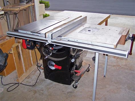 sawstop contractor saw dimensions crafts