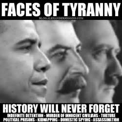 Obama Hitler Meme - obamagov story of a tyrant and a collaborative congress