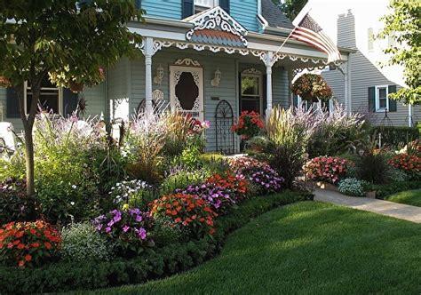 front yard flower beds let the games begin cindy agan blog