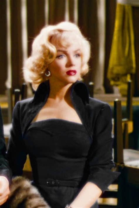 Top Vintage by Topvintage Exclusive 50s Lorelei Marilyn Black Dress