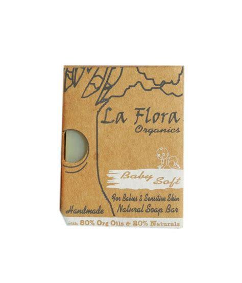 Handmade Soap Bar - la flora organics handmade soap bar buy la flora organics