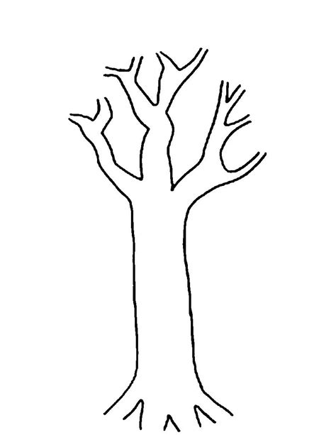 coloring pages trees and leaves tree with no leaves coloring page az coloring pages