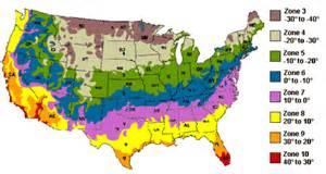 Perennial Garden Plans Zone - us zone map hallson gardens