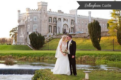 Ireland's Most Luxurious Castle Wedding Venues