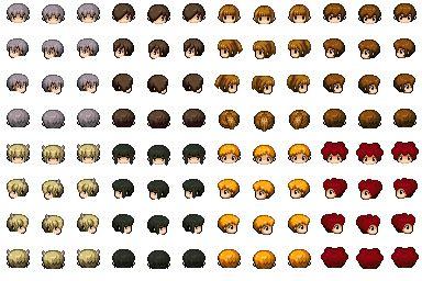 rpg hair rpg maker vx children s hair by qtpi 0121 on deviantart
