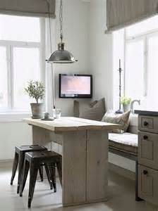 Small Kitchen Nook Tables 40 And Cozy Breakfast Nook D 233 Cor Ideas Digsdigs
