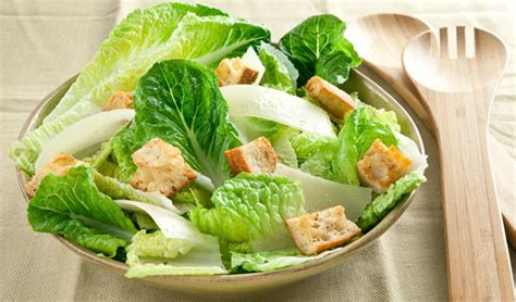 Kitchen With Large Island classic caesar salad in the kitchen with stefano faita