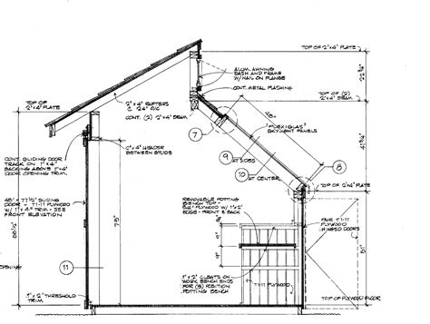 shed roof section free garden storage shed plans part 2 free step by step