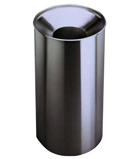 In Cabinet Trash Cans For The Kitchen bobrick b 2400 waste receptacle thebuilderssupply com