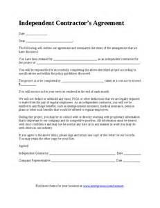 Printable Sample Non Disclosure independent contractor s agreement hashdoc