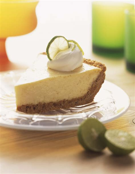 Lime Cheese Slice lime jello cool whip pie recipe cooking for