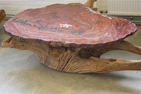 petrified wood coffee table diy petrified wood coffee table the wooden houses