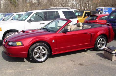 Ford Mustang Sepaket 2001 2004 ford mustang car audio profile