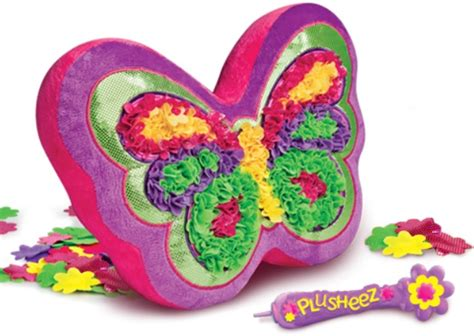 plusheez butterfly pillow