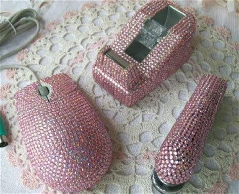 The Girly Spot Audio by Rosa Antiques A Pink Saturday Winner Pink Office