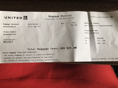 united extra baggage fee 28 united checked bag fee traverse united airlines