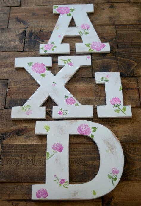 Alpha Xi Delta Letter Of Recommendation wooden alpha xi delta serif ittxi letters for the artxi