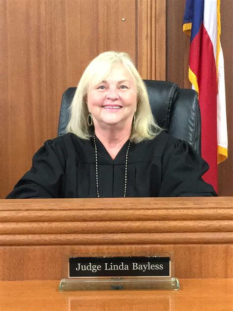 Llano County Court Records Bayless Seeks Re Election As Burnet County Court At