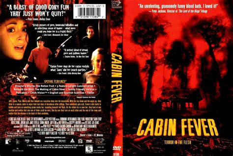 cabin fever scan dvd scanned covers