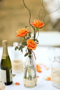 Simple Centerpieces To Make Simple Outdoors Wedding Centerpieces The Wedding Specialists