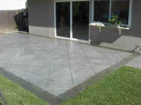 Cement Patio Design by A Few Ideas For Spicing Up Tangible Patio Styles Home1 Org