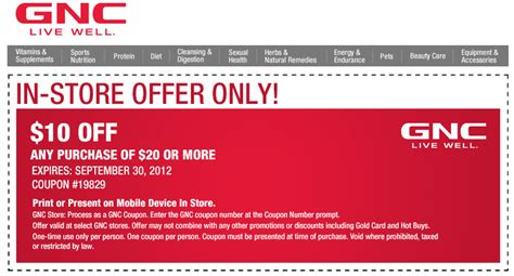gnc new year promotion email marketing gnc thirteen