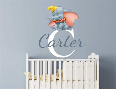 nursery name wall stickers nursery wall stickers with custom names by eydecals