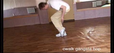 Crib Walk by How To Crip Walk The Gangsta Hop 171 Hip Hop