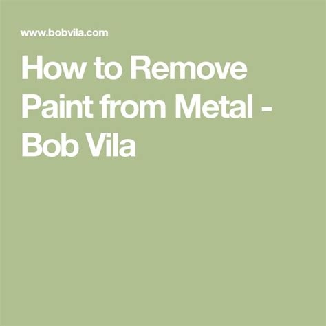 How To Remove Paint From Upholstery by Best 25 Remove Paint From Metal Ideas On