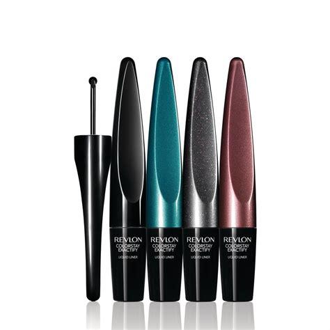 Eyeliner Revlon Colorstay Liquid revlon colorstay exactify liquid liner best drugstore