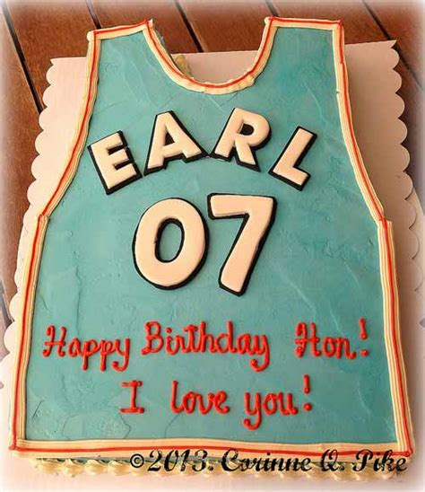 jersey cake pattern 30 of the world s greatest basketball cake ideas and designs