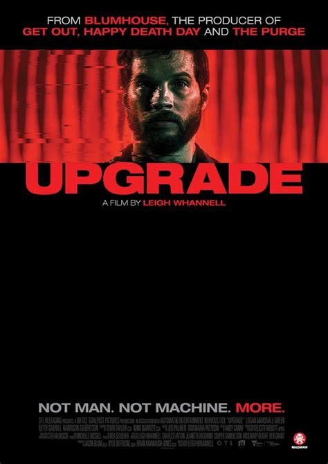 leigh whannell marvel upgrade il termopolio