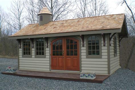 fancy garden sheds storage sheds built  site
