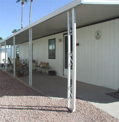 Aluminum Awning Posts used aluminum awnings