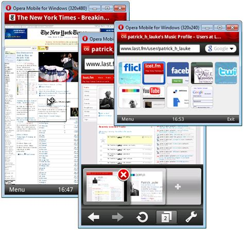 opera mobile apk opera mobile 10 and the opera widgets mobile emulator on your desktop dev opera