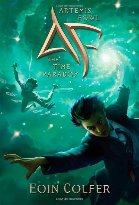 artemis a novel books the time paradox artemis fowl book 6 all things book