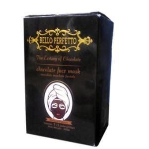 Masker Penirus Wajah chocolate mask