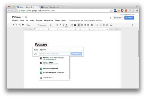 google images link google adiciona pesquisa aos links do drive pplware
