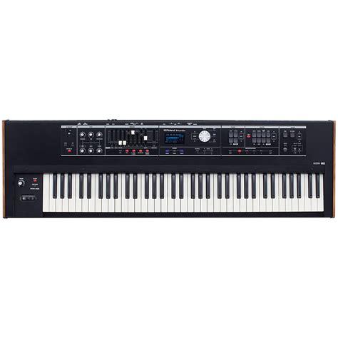 Keyboard Roland D5 roland vr 730 v combo 171 keyboard