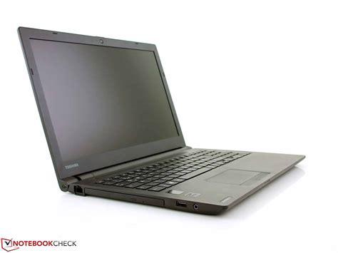 toshiba satellite pro    notebookchecknet