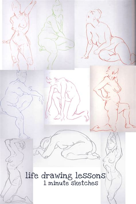 1 Minute Sketches by Drawing 1 Minute Sketches By Ekzotik On Deviantart