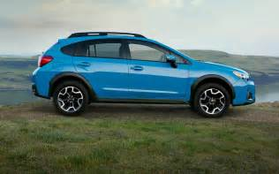 Blue Subaru Crosstrek 2016 Crosstrek Models And Prices Officially Announced
