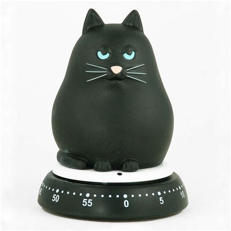Animal Timer by Minuteur Chat Bengt Ek Bengt Ek Design Royaldesign Fr