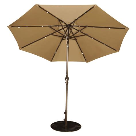 online buy wholesale solar patio umbrella from china solar
