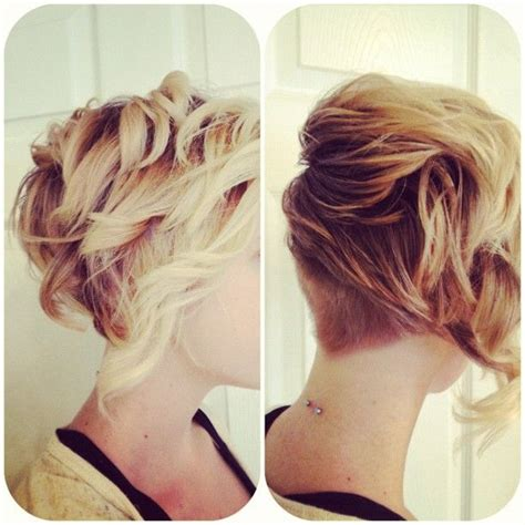 hairstyles with lots of curls short hair with lots of body curls and texture with an